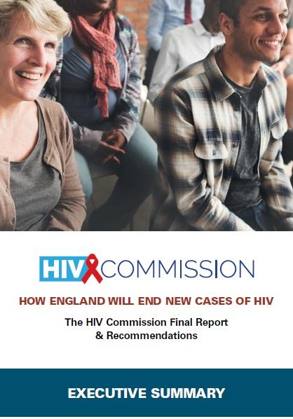 HIV Commission report executive summary
