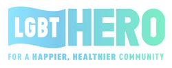 LGBT Hero logo