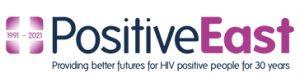 Positive East logo